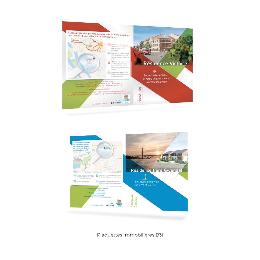 plaquette - imprimerie-infographie-Brest - Finistère-Bretagne