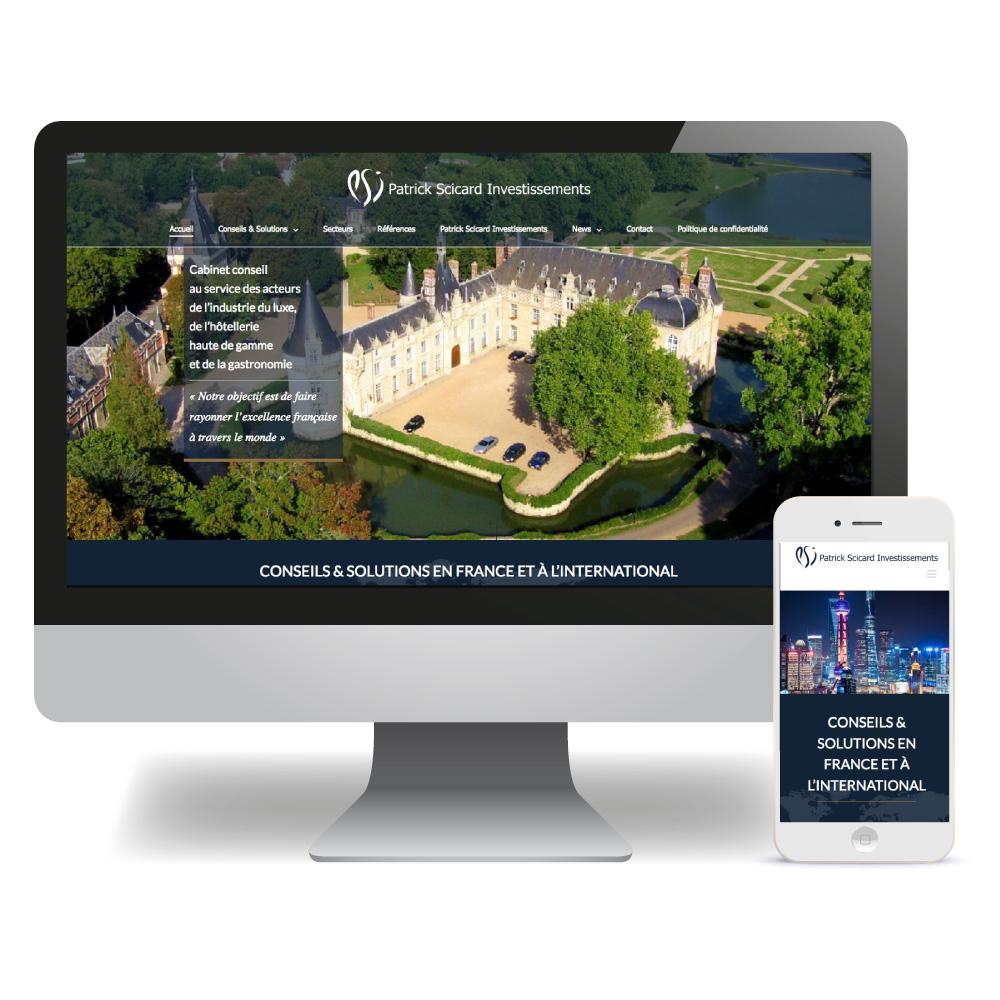 Patrick smicard investissement-fusion-aquisition-hotellerie de luxe-Paris